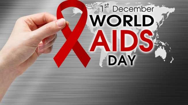 Puncak Peringatan Hari AIDS Sedunia, Kemenkes : Jangan Ada Lagi Stigma dan Diskriminasi Pada ODHA - (Ada 1 foto)
